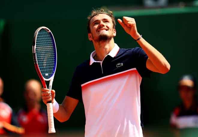 """Monte Carlo ngày 5: Đồng hương chờ """"phục thù"""" cho Djokovic - 1"""