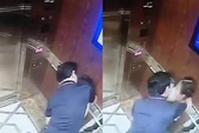 """Chưa khởi tố ông Nguyễn Hữu Linh """"nựng"""" bé gái trong thang máy - 1"""