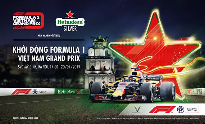 Hé lộ đơn vị bán vé chính thức giải đua xe Công thức 1 Vietnam Grand Prix  2020 tại Hà Nội - 1