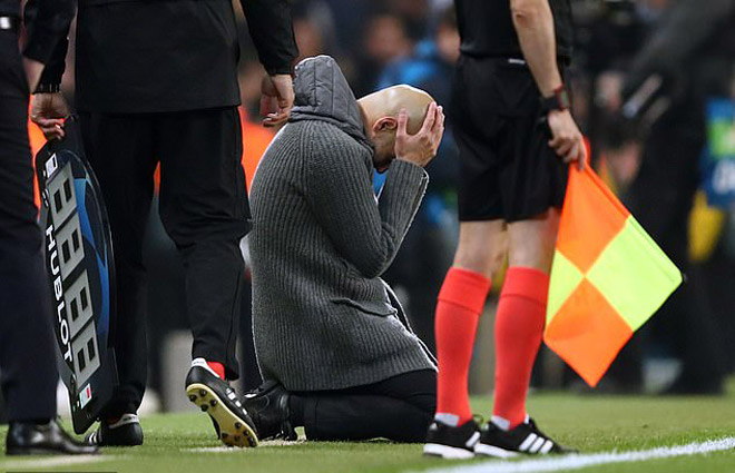 Man City bị loại khỏi Cúp C1: Lãng phí 500 triệu bảng, Pep có bị sa thải? - 1