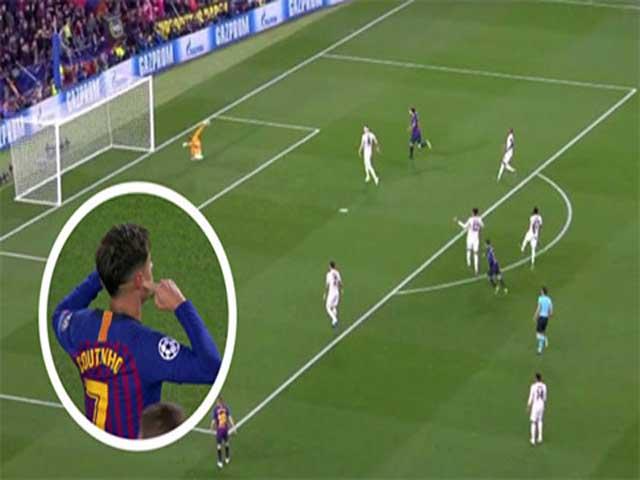 """Barca nóng mắt: Coutinho ăn mừng tranh cãi, đến Real làm """"Figo mới"""" hay về MU"""