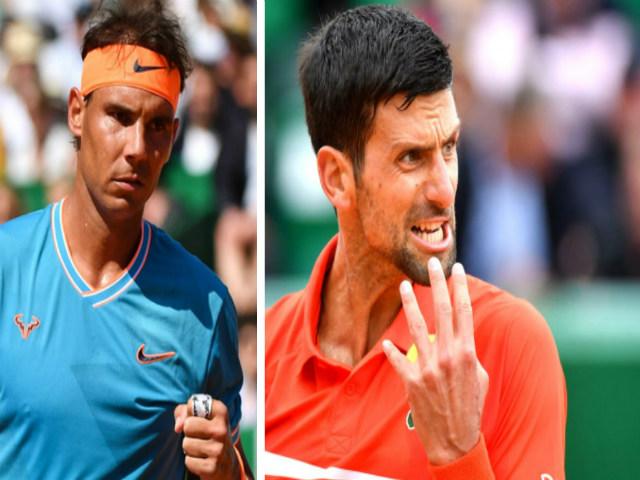 Cập nhật Monte Carlo ngày 5: Djokovic, Nadal uy lực vô song, săn vé bán kết
