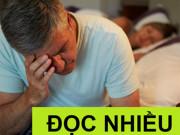Tin tức sức khỏe - Tiểu đêm, Tiểu nhiều lần - Những tác hại khôn lường