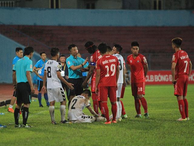 V.League chỉ xếp thứ 22 Châu Á: Trách ai bây giờ?