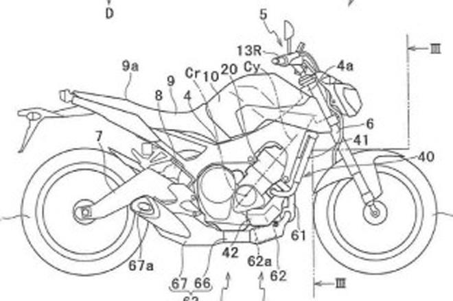 Yamaha MT-07 2020 sẽ sở hữu động cơ tăng áp? - 1