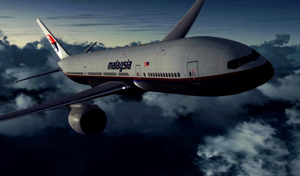 Nhìn thấy MH370 bay rất thấp qua Maldives, thấy cả cửa máy bay? - 1