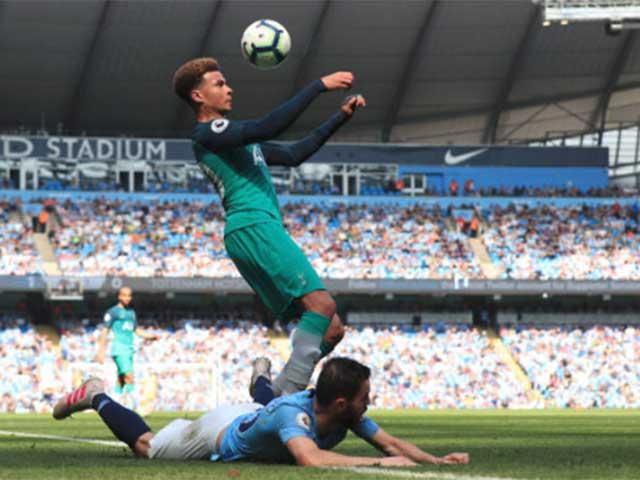 Trực tiếp Man City - Tottenham: Tột cùng căng thẳng 4 phút bù giờ (KT)