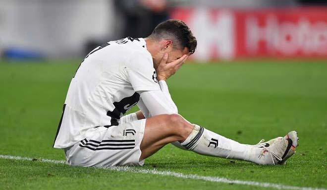 Juventus dừng bước sớm cúp C1: Ronaldo bị tố chê bai đồng đội - 1