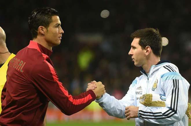 Tranh luận không hồi kết về Ronaldo – Messi: Tiết lộ sự khác biệt lớn nhất - 1