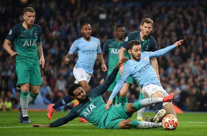 Man City – Tottenham: Mất Cúp C1, mất luôn ngôi vua Ngoại hạng? - 1
