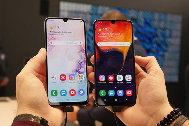 Dòng Galaxy A 2019 của Samsung đang bán rất chạy - 1