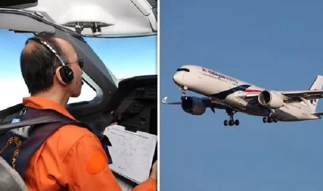 Điều xảy ra với MH370 trước khi biến mất năm 2014 - 1
