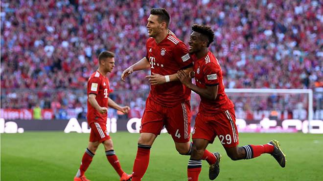 "Bayern Munich – Werder Bremen: ""Pháo hạng nặng"" im tiếng, cậy nhờ tuyến sau - 1"