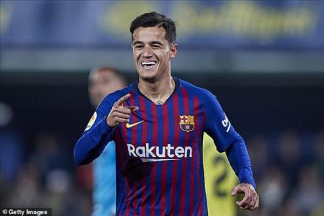Tin HOT bóng đá tối 21/4: Coutinho tương lai u ám ở Nou Camp - 1