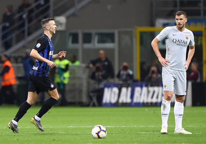 Inter Milan - AS Roma: Tuyệt tác siêu sao, đại chiến căng thẳng - 1
