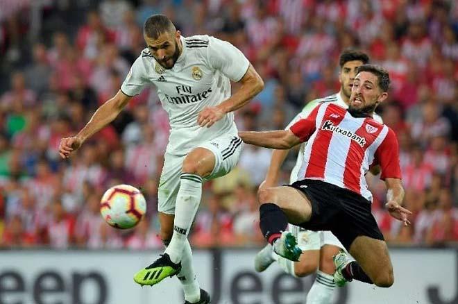 Real Madrid - Bilbao: Hat-trick siêu sao, bám đuổi ngôi á quân - 1