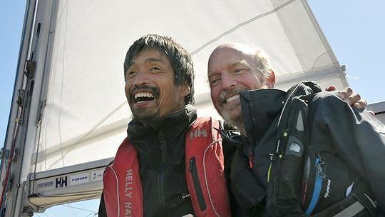 Thủy thủ mù gần 2 tháng ròng lênh đênh trên Thái Bình Dương - 1