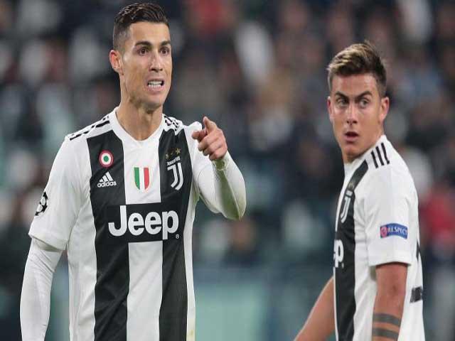 "Binh biến Juventus: Ronaldo lấn át, ""Tiểu Messi"" Dybala sắp cuốn gói"