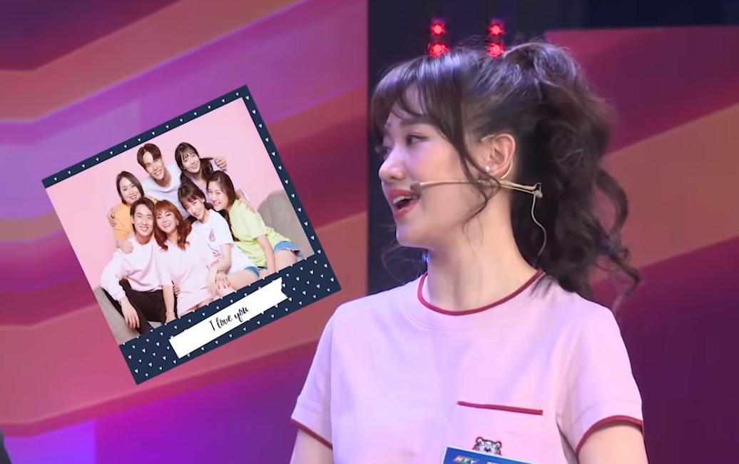 """Em gái Hari Won lần đầu lên truyền hình đã bị Trường Giang """"bắt nạt"""" - 1"""