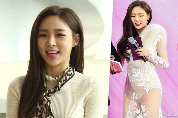 """2 bộ váy """"nổi tiếng"""" của mỹ nữ Hàn khiến quan khách muốn mang áo che lại - 1"""