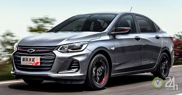 Chevrolet Onix 2019 hoàn toàn mới: Đàn em thay thế cho Aveo