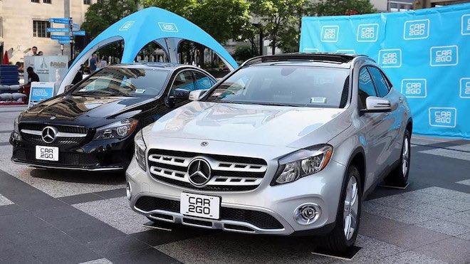 Mỹ: Hacker cuỗm hơn 100 xe Mercedes thông qua ứng dụng thuê xe Car2go - 1