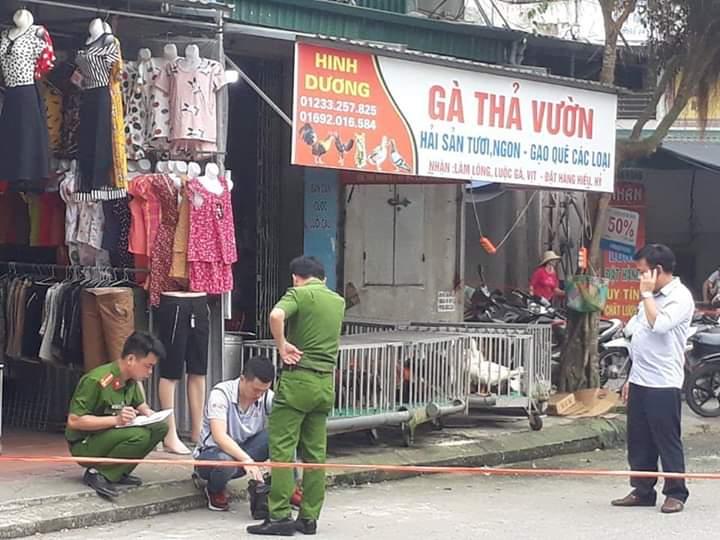 Trộm gà tại chợ, người đàn ông bị chủ hàng cùng con rể đánh chết - 1