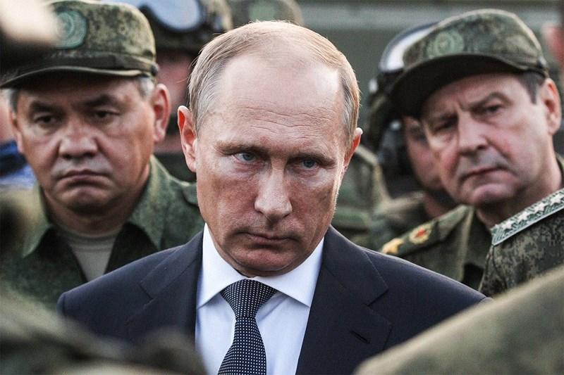 """Sự """"lạnh lùng"""" của Putin khi diễn viên hài trở thành Tổng thống Ukraine - 1"""