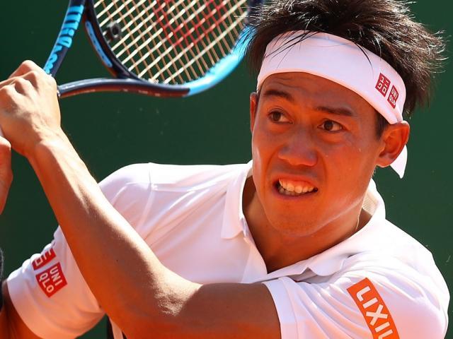 "Barcelona Open ngày 1: Nishikori suôn sẻ, Zverev thua ""mất mặt"""