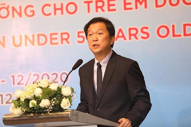 Bộ Y tế và Amway Việt Nam ký thỏa thuận hợp tác - 1