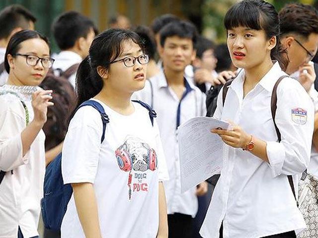 Gần 900 nghìn thí sinh đăng kí dự thi THPT quốc gia 2019 - 1
