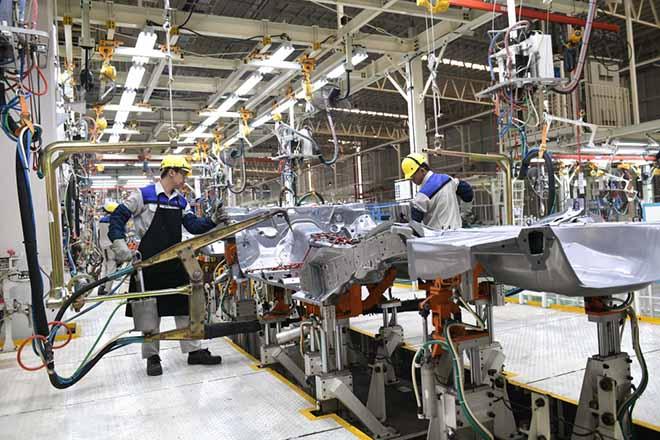 Nhà máy lắp ráp xe Subaru đầu tiên tại Châu Á đi vào hoạt động - 1