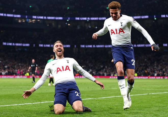 Tottenham - Brighton: Miệt mài công phá và siêu phẩm quyết định - 1