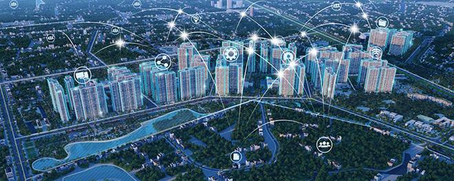 Vingroup chính thức ra mắt đại đô thị thông minh Vinhomes Smart City - 1