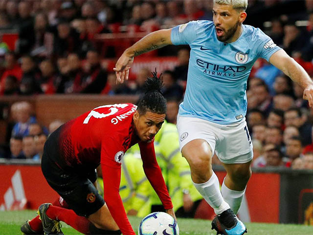 Highlight: Manchester United vs Manchester City