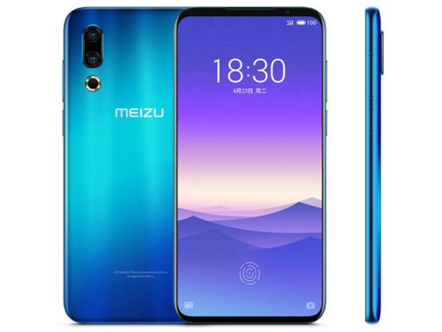 Meizu 16s ra mắt với chip Snapdragon 855, giá chỉ từ 11 triệu đồng