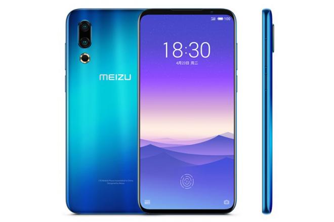 Meizu 16s ra mắt với chip Snapdragon 855, giá chỉ từ 11 triệu đồng - 1