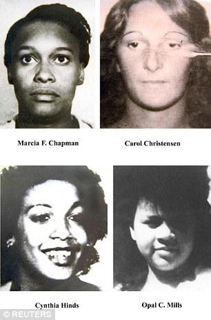 Sát thủ chuyên giếtgái mại dâm: Tên tội phạm tinh ranh - 1