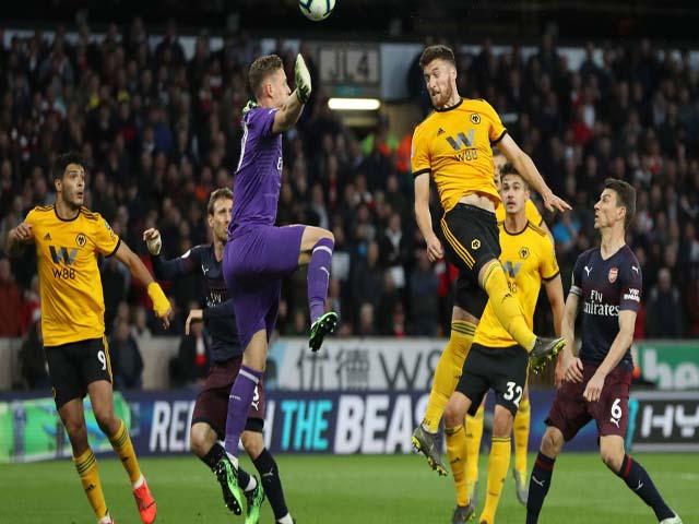 Video, kết quả bóng đá Wolverhampton - Arsenal: 3 đòn sắc lẹm, tỉnh giấc muộn màng