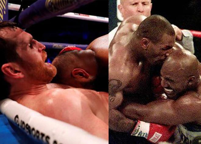 """Khủng khiếp: Cắn đối thủ 4 lần, Mike Tyson cũng chỉ xứng là """"học trò"""" - 1"""