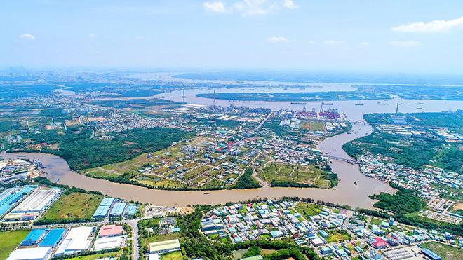 Mở rộng Lê Văn Lương, xây mới 4 cầu, siêu dự án đổ bộ… khu vực này đang chiếm sóng Long An - 1