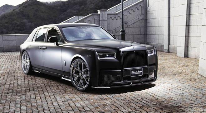 Rolls-Royce Phantom VIII thêm một lần chới lớn với gói độ siêu khủng khiến thiên hạ trầm trồ - 1