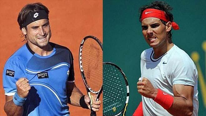 Nadal - Ferrer: 2 giờ kịch chiến, cuốn phăng vật cản - 1