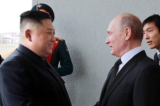 Putin nói gì về Kim Jong Un sau hội nghị thượng đỉnh Nga-Triều? - 1