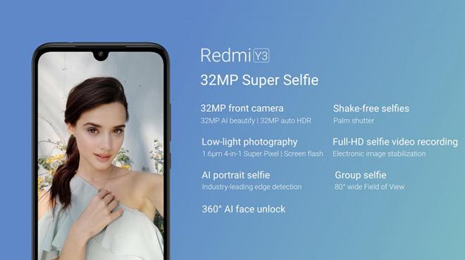 Redmi ra mắt loạt smartphone camera selfie 32 MP giá rẻ không ngờ - 1
