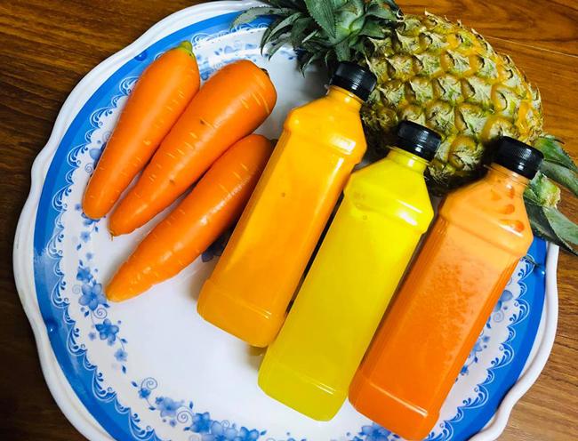 Thời tiết bắt đầu nắng nóng, mặt hàng nước giải khát tăng mạnh, đặc biệt là các thức uống có nguồn gốc từ tự nhiên luôn trong tình trạng thiếu hàng cho khách.