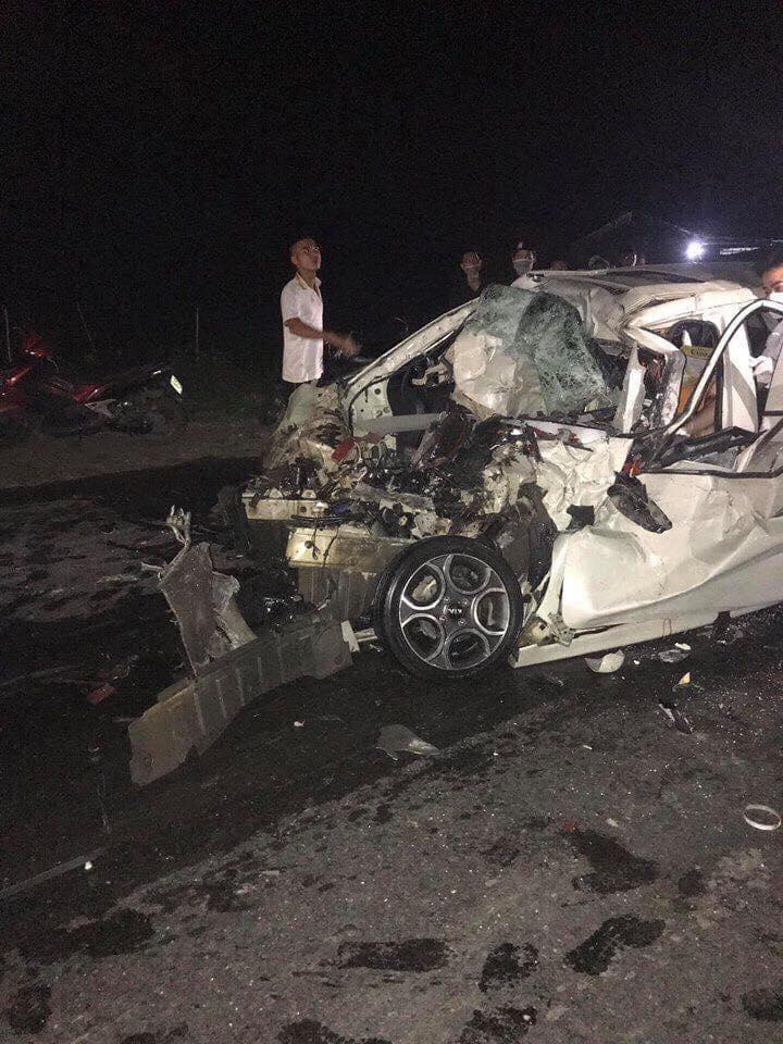 """Cầu thủ bóng đá phủi nổi tiếng Hoàng """"tồ"""" tử vong sau tai nạn ô tô khủng khiếp - 1"""