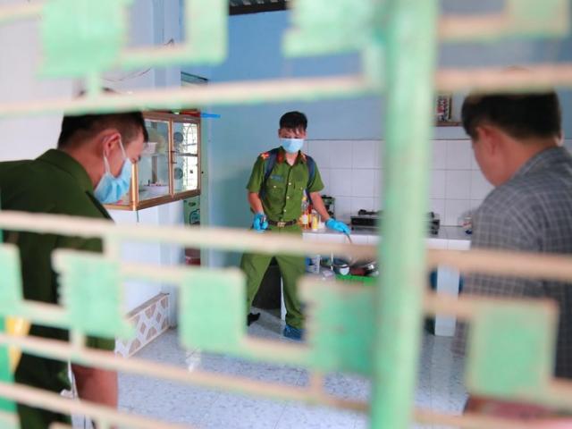 Dấu vết trên thi thể tố cáo hung thủ thảm sát ở Bình Dương
