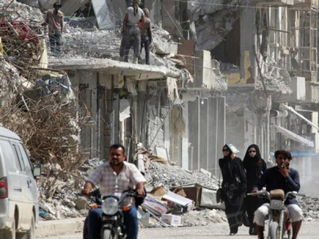 Nghỉ lễ chưa biết đi đâu, sao không thử thư giãn tại những thành phố Trung Đông siêu đẹp này