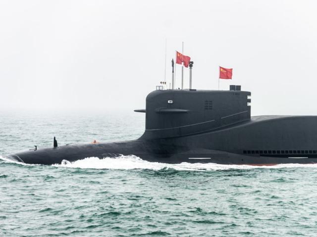 Điểm mặt 8 vũ khí hải quân tối tân Trung Quốc phô diễn tại lễ duyệt binh